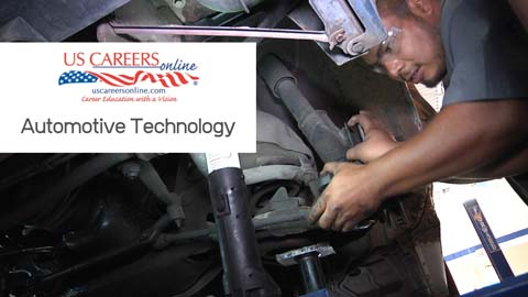 A video about Automotive Technology as a career.