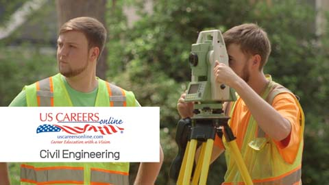A video about Civil Engineering as a career.