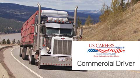 A video about Commercial Driving as a career.
