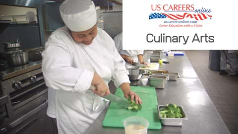 A video about Culinary Arts as a career.
