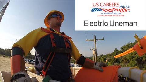 A video about Electrical Lineman as a career.