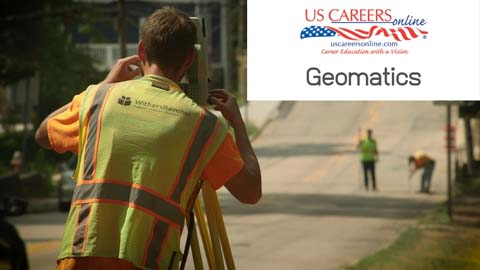 A video about Geomatics as a career.