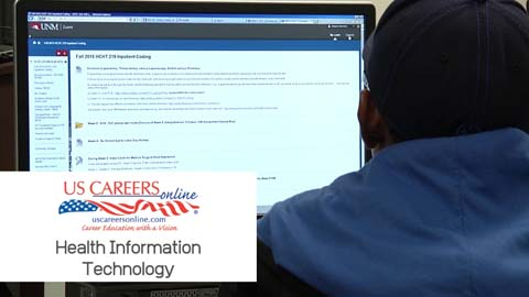 A video about Health Information Technology as a career.