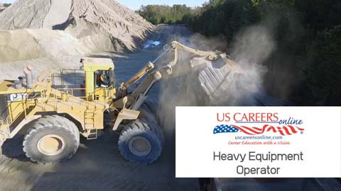 A video about Heavy Equipment Operator as a career.