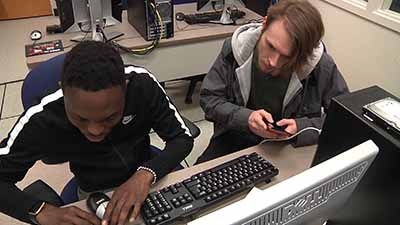 A video about Information Technology as a career.