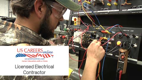 A video about Licensed Electrician as a career.