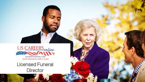 A video about Funeral Director as a career.