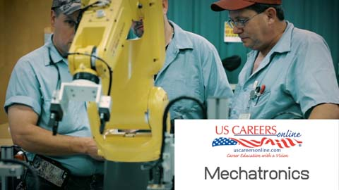 A video about Mechatronics as a career.