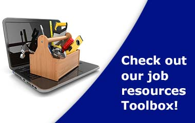 Check out our Resources Toolbox